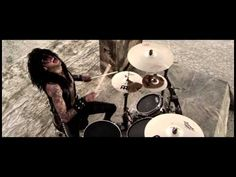 Black Veil Brides - In The End.  This song and this band is amazing <3