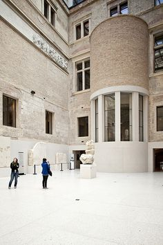 Neues Museum // Berlin by David Chipperfield architects