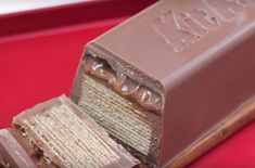 An oversize Chunky Caramel Kit Kat. | 29 Ways To Make Giant Versions Of Your Favorite Foods
