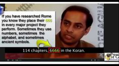 Shocking! Evidence the 'Vatican' Is Behind Writing 'Quran'