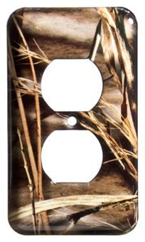 Bass Pro Shops® Realtree MAX-4® Camo Electrical Outlet Cover Plate   Bass Pro Shops