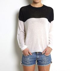 Loose knit sweater cashmere www.wildwool.no