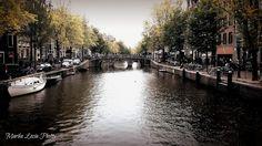 Marika's Eyes: Amsterdam, Netherlands