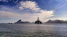 Vista de Niterói para o Rio...