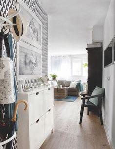 Un spatiu relaxant intr-o reamenajare de apartament- Inspiratie in amenajarea…