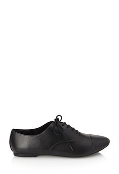 Faux Leather Oxfords - getting a costume together!