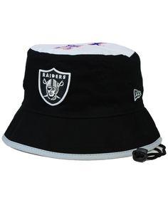 New Era Oakland Raiders Traveler Bucket Hat