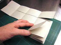 simple one-sheet sketchbook