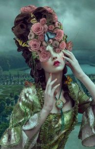 Those Were Roses | The Mirror Obscura--a poem