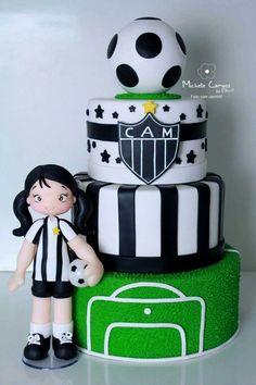 Football / Soccer Party : Ma sélection de 25 gâteaux pour filles !