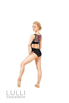 New Arrival: This beautiful printed mesh leotard is on sale at our dance shoppe! Adult Small.