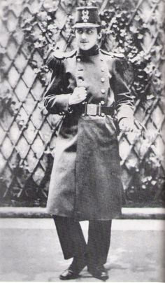Marcel Proust.  How dare he look so macho?