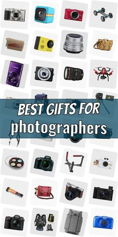 Are you searching for a present for a photograpy lover? Then you are right Read our huge article of presents for phtographers. We show you great gift ideas for photographers which will make them happy. Purchasing gifts for photography lovers doenst need to be hard. And do not have to be expensive. #bestgiftsforphotographers