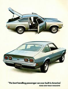 1972 Chevrolet Vega Hatchback