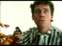 Hugh Laurie in the 1980's