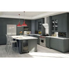 1000 images about kitchen inspiration on pinterest home for Buckingham kitchen cabinets
