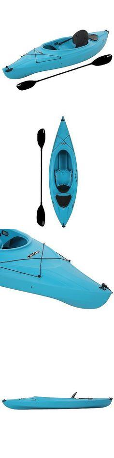 Kayaks 36122: Lifetime Payette 116 Kayak, Glacier Blue New Free Shipping -> BUY IT NOW ONLY: $399.59 on eBay!