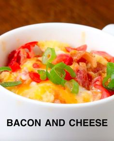 Here's 4 Ways To Make Fast And Easy Breakfast In A Mug