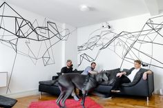 Back to the roots - Tape Art Collective Berlin