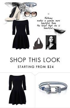"""Milaa Black"" by tamires-barlette on Polyvore featuring moda, Jonathan Simkhai e Gucci"