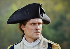 TURN: Washington's Spies Season 2: Continental Army General Benedict Arnold [Owain Yeoman].