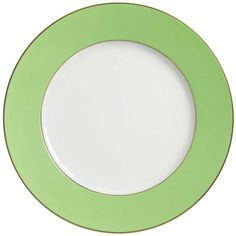Raynaud Serenite Light Green Gold Buffet Plate