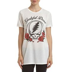 Doe® Grateful Dead® Skull And Roses Shirt