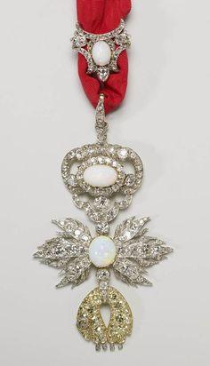 Order of the Golden Fleece.