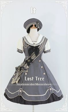 "My Lolita Dressさんのツイート: ""--#LolitaUpdate: [-✎-Akademie der Meeresbriste-❤-] Series --Learn More >>> https://t.co/7gaiu9gzrT https://t.co/iG3JwJvESK"""