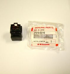 Kawasaki OEM 2003-2006 KFX80 SuZuki LT80 Starter Ignition Solenoid Relay Switch