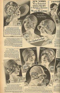 1929 Women's Fashions