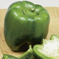 Bell Pepper 'California Wonder'- Plant Details - Natural Beauty SelectsCrunchy, Crisp, and Classic….. Three words to describe 'California Wonder' Peppers, a top pick for the home vegetable gardener since the 1920's. Very well known, this Heirloom pepper sets good sized, blocky fruits that are typically used green but will ripen to a vitamin rich red. These sturdy plants are very easy to grow and will produce sweet tasting, thick walled peppers perfect for stuffing, all season long.