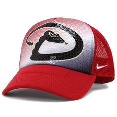 Arizona Diamondbacks Women's Fashion Adjustable Trucker Cap by Nike - MLB.com Shop