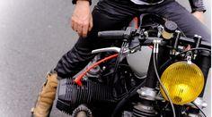 Blitz Motorcycles - Lifestyle - La Parisienne Makingof