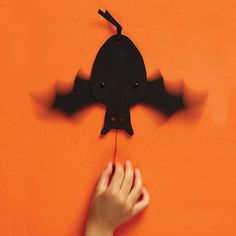 cute bat crafts for halloween and kids