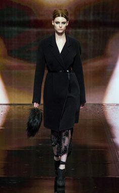 Donna Karan RF14 2600 abrigo bata