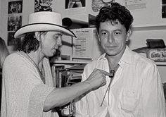 Stevie Ray Vaughan & Joe Ely