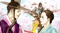 Sungkyunkwan Scandal ~ Korean drama