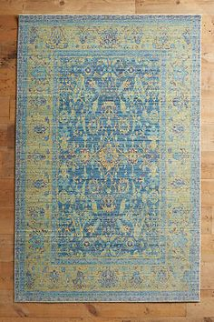 Overdyed Albufera Rug - anthropologie.com