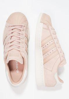 Köp adidas Originals SUPERSTAR 80S - Sneakers - dust peach/white vapor för 659,00 kr (2017-07-09) fraktfritt på Zalando.se