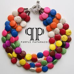 Purple Paparazzi Jewelry