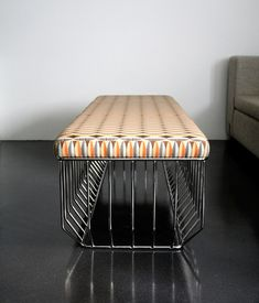 Mesa wire design arik levy zanotta mesas pinterest mesas benches seating wired phase design reza feiz check it out on keyboard keysfo Image collections