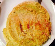 Rezept Gesunde Dinkel-Pfannkuchen mit Mandelmilch und Sukrin von Fabiwetter - Rezept der Kategorie Grundrezepte