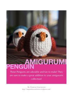 cutest crochet penguin pattern pdf