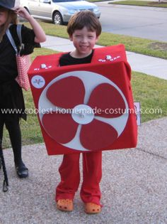 Coolest box fan costume pinterest ceiling fan costumes and homemade box fan costume my five year old son has had an obsession with fans most of his short life when asked what he wanted to be for halloween aloadofball Images