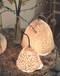 Home Interior, Interior Decorating, Diy Luminaire, Clay Art Projects, Garden Lamps, Light Art, Design Room, Design Design, Chandeliers