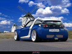 smart roadster tuning - Google zoeken