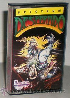 Desperado [Topo Soft] 1987 [Capcom:GunSmoke] - Erbe Software [ZX Spectrum]