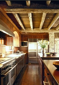 The wow kitchen factor...