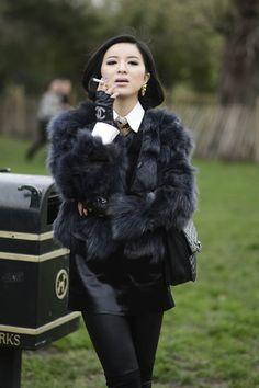 Fashion in the streets of London | Galería de fotos 52 de 72 | Vogue